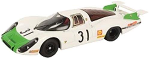 シュコー 1/43 ポルシェ 908 LH 1968年ル・マン24時間 No. 31 Siffert/Herrmann 完成品