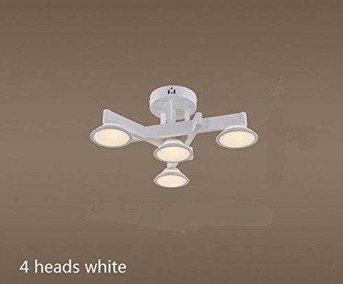 Plafoniere Moderne Per Soggiorno : Plafoniere nordiche luci soggiorno led lampade da studio per camere