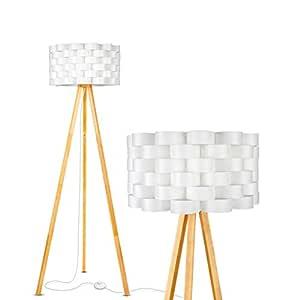 Lámparas de pie Iluminación de interior Lámparas Trípode LED ...