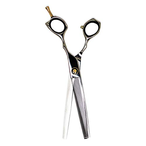 Pet Thinning Shears – Professional Thinning Scissors with Toothed Blade Durable, Lightweight and Sharp