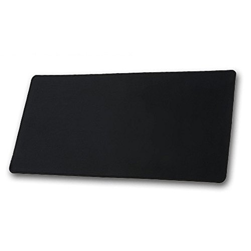 "Mago Gaming Mouse Pad Large 24""x12"" XL Size Mouse Mat 24""x11""x0. 11"" Mousepad Color Black, Best Mouse Pad For Office and Gaming"