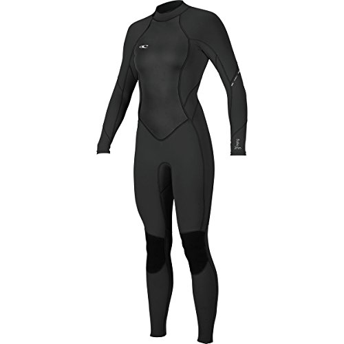 O'Neill Women's Bahia 3/2 mm Back Zip Full - Wetsuit Full Womens