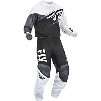 2020 Fly F-16 Adult MX Gear Combo Black//Grey