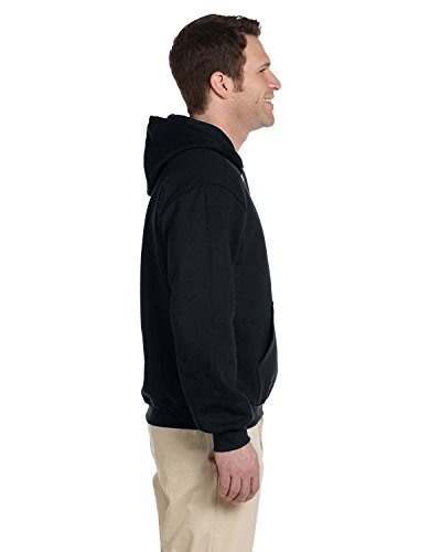 By Gildan Gildan Adult Premium Cotton 9 Oz Ringspun Hooded Sweatshirt - Black - M - (Style # G925 - Original - Adult Hoodie Premium