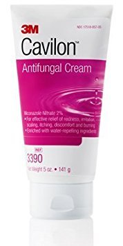 3M (3390) Antifungal Cream 3390 [You are purchasing the Min order quantity which is 1 Case]