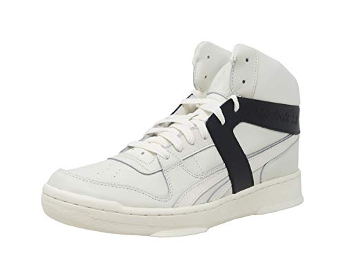 Reebok Men's Shoes BB 5600 Premium Chalk Black Sneakers CN1984 (10 D(M) US)