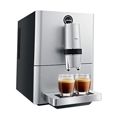 Jura 15106 ENA Micro 5 Automatic Coffee Machine, Silver