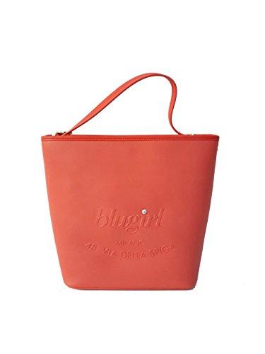 Blumarine Borsa Blugirl 721502 Con Manico Mano Coral Singolo corallo A Color PY7np7wqdr