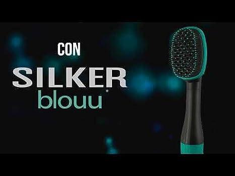 CEPILLO ALACIADOR SILKER BLOUU  Amazon.com.mx  Salud 3556de409e48