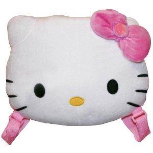 "Hello Kitty ""Glowing Hearts"" 10"" Girls Mini Backpack"