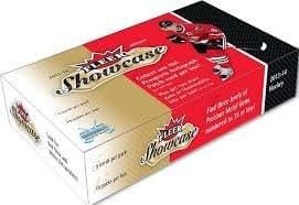 2013/14 Upper Deck Fleer Showcase Hockey box