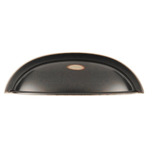 Collection Traditional Cabinet Pull - Hickory Hardware P3077-OBH Williamsburg Collection Traditional 3