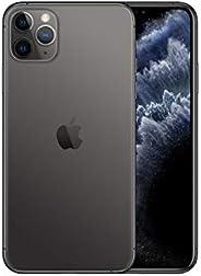 """IPHONE 11 PRO MAX CINZA, TELA DE 6,5"""", 4G, 64 GB E CAMERA DE"""
