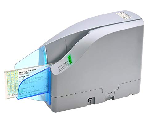 Digital Check Chexpress Scannerout