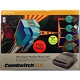 Command Communications 3-Port Phone/Fax Modem Line Sharing Device 3500 Comswitch