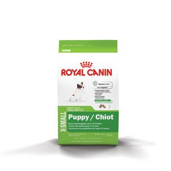 Royal Canin X-SMALL Puppy Food, 3 lbs., My Pet Supplies