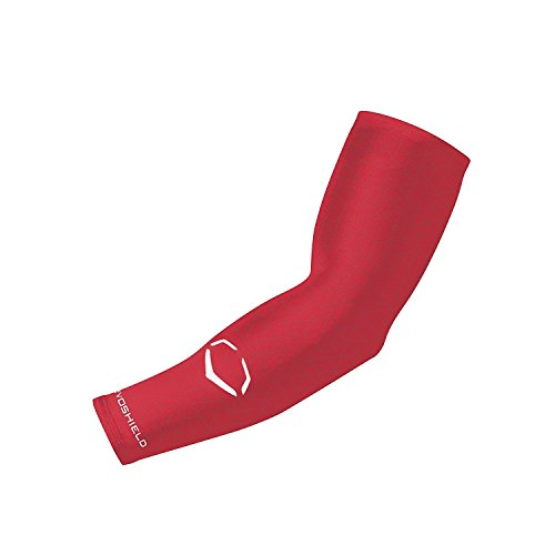 Arm Sleeve (Red, Youth) ()