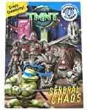 : Teenage Mutant Ninja Turtles Coloring & Activity Book - TMNT Assorted Styles