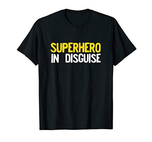 Superhero Halloween Costume Funny Pajama Shirt Gift Idea for $<!--$13.85-->