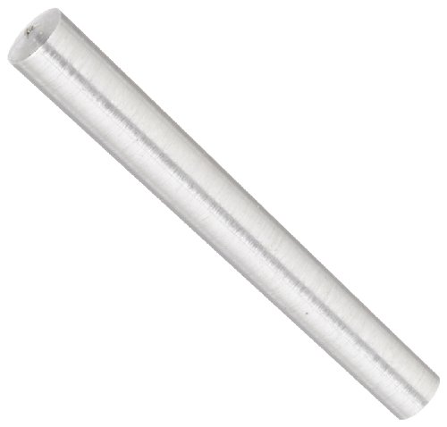 Steel Taper Pin, Plain Finish, Meets ASME B18.8.2, Standard Tolerance, #2 Pin Size, 0.193'' Large End Diameter, 0.162'' Small End Diameter, 1-1/2'' Length (Pack of 25) by Small Parts