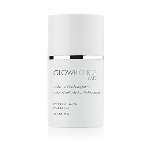Glowbiotics MD Probiotic Gentle Clarifying Oil Abosrbing Lotion, 1.7oz