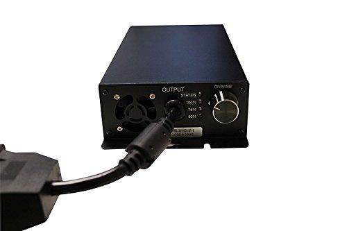 [해외]AlphaGrow 1000W는 냉각 팬이 내장 된 라이트 밸러스트 디지털 마이크로 120 240V를 성장시킵니다./AlphaGrow 1000W Grow Light Ballast Digital Micro 120 240V with Built-in Cooling Fan
