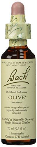 Bach Original Flower Essences, Olive, 20 ml