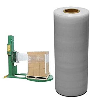 Store 50cm*20mic 13kg Rubyz Pallet Packing Plastic Wrap//Cast Machine Stretch Film Roll//Clear//Plastic Machine Grade//for Move Pack