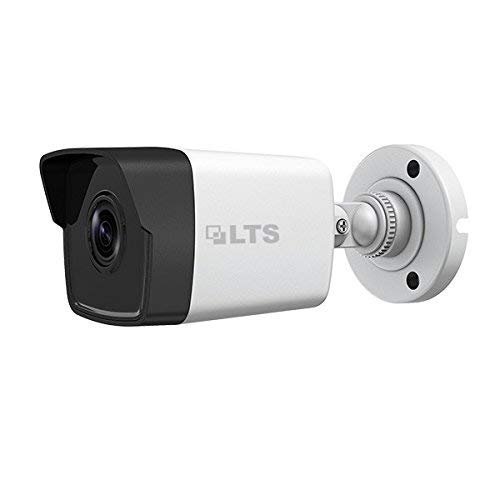 CMIP8042-28 4MP H.265+ 2.8mm Wide Angle Lens 100ft IR Bullet Network IP Camera