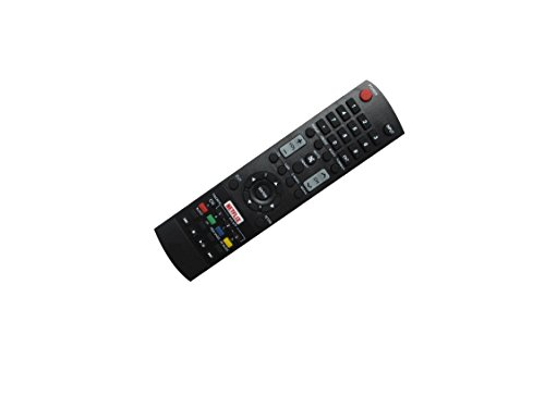 (Hotsmtbang Replacement Remote Control For Sharp LC-32LE653U LC-55UB30 LC-55UB30U LC-65UB30 LC-65UB30U AQUOS Smart LCD LED HDTV)