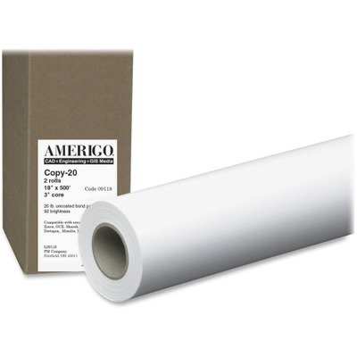 2 Wide Mailer (PM Company 09118 Amerigo Wide-Format Paper, 20 lbs., 3