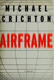 Airframe Michael Crichton product image