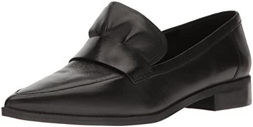 Nine West Women's Strong Leather Pointed Toe Flat