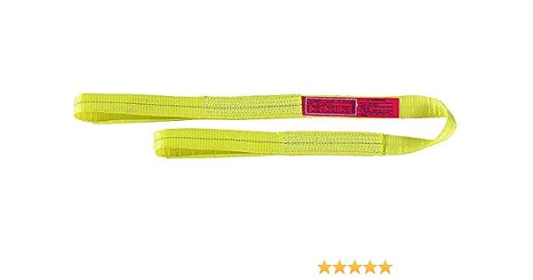 6mt.amarilla Piatta d.b.i sling 3000 kg Wolfpack 15030200