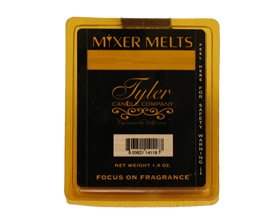1 X MULLED CIDER Fragrance Scented Wax Mixer Melts by Tyler Candles - Cider Scent Candle