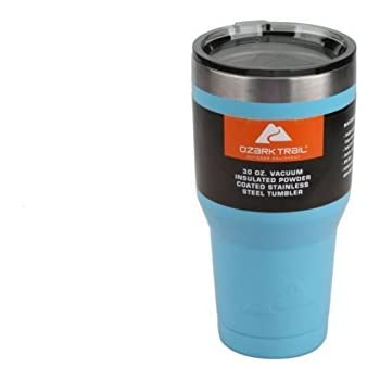 Amazon Com Ozark Trail Vacuum Insulated Powder Coated
