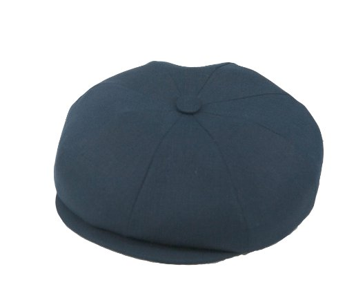 (Emstate Irish Linen Big Applejack (Navy))