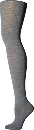 Falke Women's Soft Merino Tights Light Grey -