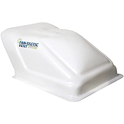 Fan-Tastic Vent U1500WH Ultra Breeze Vent Cover - White: Automotive [5Bkhe1507819]