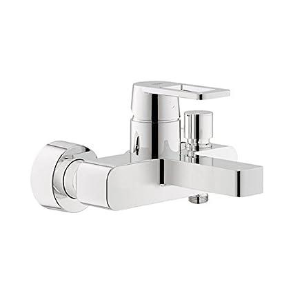 Amazon.com: Grohe Single lever bath mixer QUADRA DN 15, wall mount ...