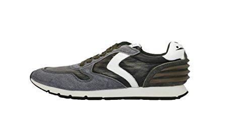 Voile Blanche 001201171501/9101 sneaker uomo verde 41