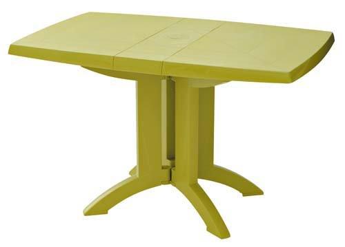 ベガFテーブル118x77アニスグリーン B00ALOS6A6 アニスグリーン