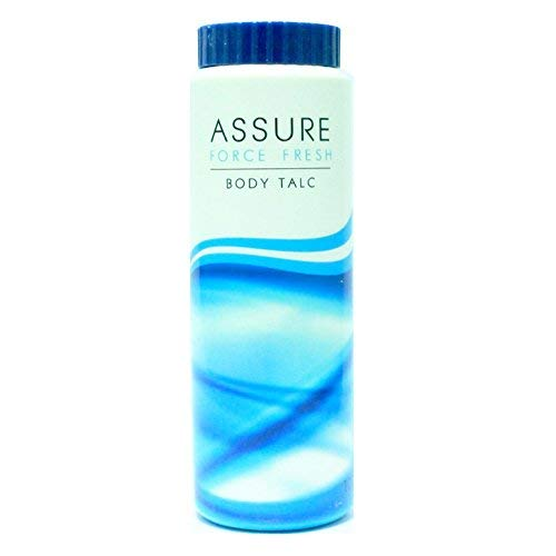 Assure Enchant Force Fresh Body Talc 100g (Pack of 3)