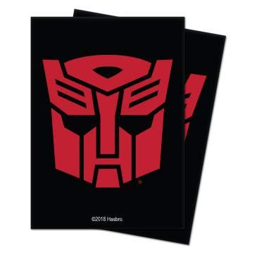 Transformer - Autobots Deck Protector Card Sleeves (100 ct.)