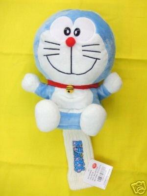 Doraemon Golf Driver Headcover, Outdoor Stuffs