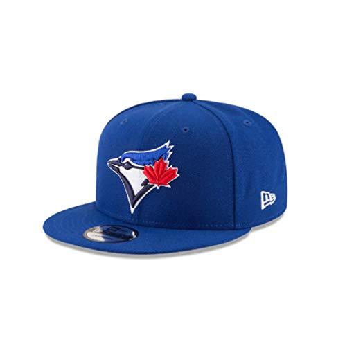 New Era Toronto Blue Jays Team Color 9FIFTY Adjustable Hat Royal (Toronto Blue Caps Jays)