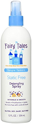 Fairy Tales Static Detangling Spray product image