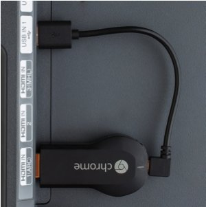 TVPower Mini USB Power Cable for Chromecast (Chromecast Tv Adapter)
