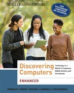 Bundle: Discovering Computers 2014 + Microsoft® Office 2013: Illustrated Fundamentals, 1st