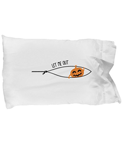 Pillow Covers Design Little Pumpkin Halloween Pregnancy Pregnant